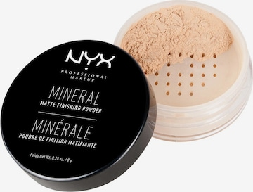 NYX Professional Makeup Powder in Beige