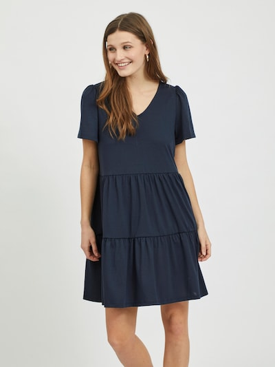 VILA Šaty 'Edena' - námořnická modř, Model/ka