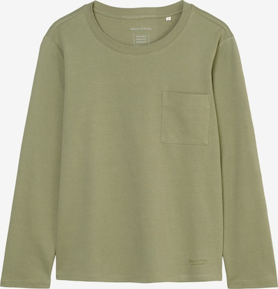 Marc O'Polo Shirt in khaki, Produktansicht