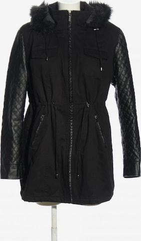 PUR Jacket & Coat in XXL in Black
