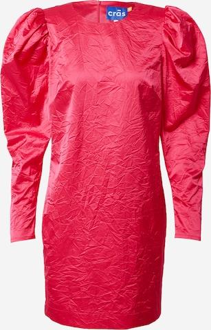 Crās Cocktailmekko 'Spacecras' värissä vaaleanpunainen
