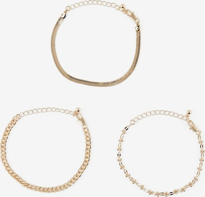 PIECES Armband in gold, Produktansicht
