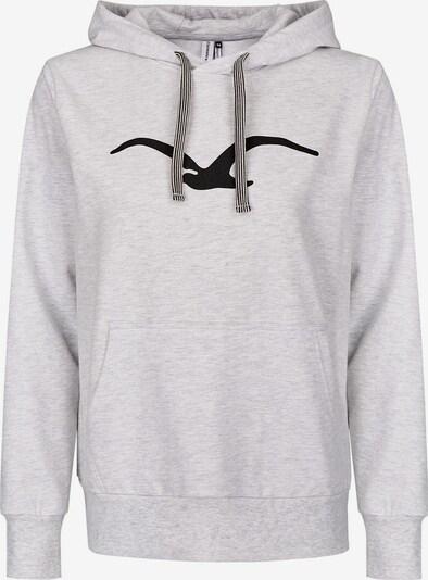 Cleptomanicx Sweatshirt 'Möwe' in graumeliert, Produktansicht
