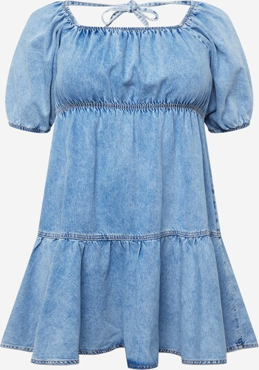River Island Plus Summer dress in Blue denim, Item view