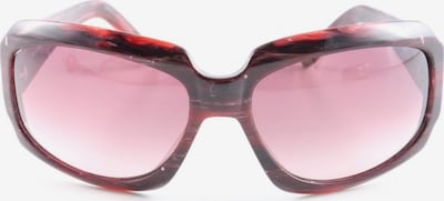 RALPH LAUREN ovale Sonnenbrille in One Size in braun / pink, Produktansicht