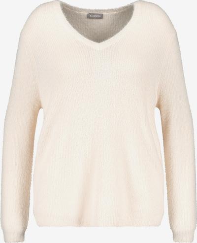 SAMOON Pullover in beige, Produktansicht