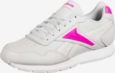 REEBOK Sportschoen 'Royal Glide' in de kleur Fuchsia / Wit, Productweergave