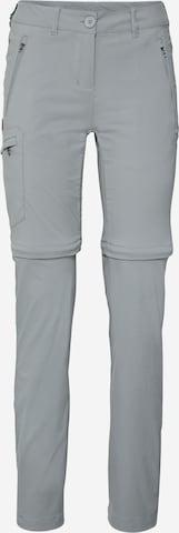 CRAGHOPPERS Sporthose in Grau