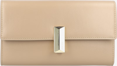 BOSS Casual Clutch in de kleur Beige, Productweergave