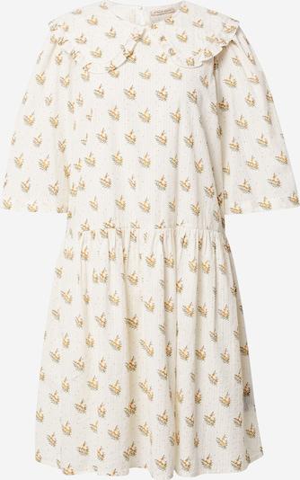 Stella Nova Kleid 'Lisbeth' in mischfarben / weiß, Produktansicht