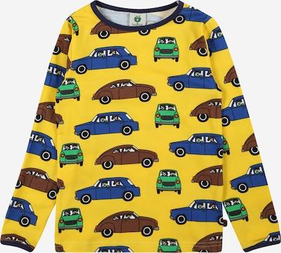 Småfolk T-Shirt 'Cars' en jaune / mélange de couleurs, Vue avec produit