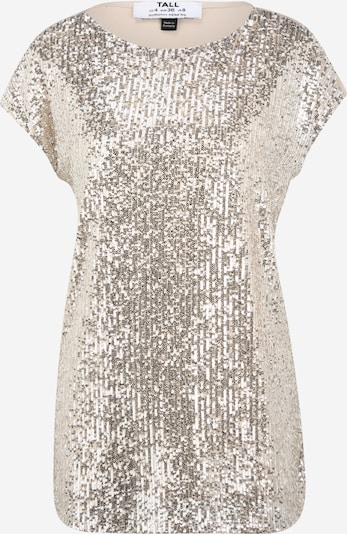 Dorothy Perkins (Tall) Shirt in de kleur Goud, Productweergave