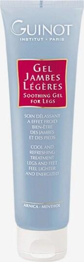 Guinot Fußgel 'Jambes Légéres' in weiß, Produktansicht