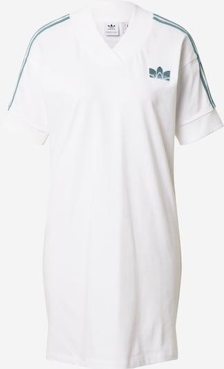ADIDAS ORIGINALS Kleid in pastellblau / weiß, Produktansicht