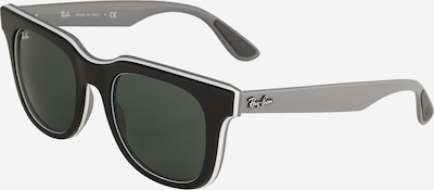 Ray-Ban Sunglasses '0RB4368' in Grey / Fir / Black / White, Item view