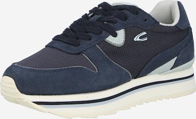 CAMEL ACTIVE Låg sneaker i marinblå / ljusgrå, Produktvy