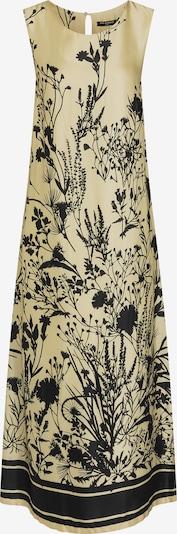 Ana Alcazar Kleid 'Caras' in hellbeige / schwarz, Produktansicht