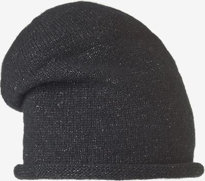 STÖHR Mütze 'NUSA' in schwarz, Produktansicht