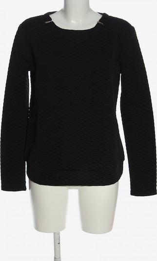 Lesara Schlupf-Bluse in S in schwarz, Produktansicht