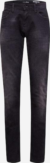 TOM TAILOR DENIM Jeans 'PIERS' i black denim, Produktvisning