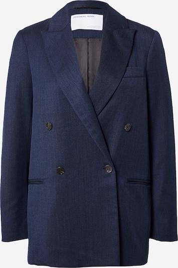 Designers Remix Blazer 'Portofino' en bleu chiné, Vue avec produit