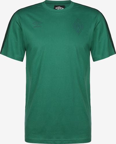UMBRO SV Werder Bremen Taped T-Shirt Herren in grün, Produktansicht