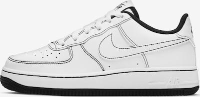 Nike Sportswear Sneaker 'AIR FORCE 1 (GS)' in weiß, Produktansicht