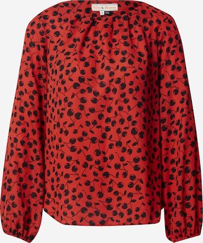 Dorothy Perkins Majica 'Billie And Blossom' u crvena / crna, Pregled proizvoda
