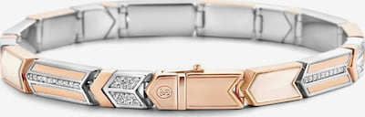 Ti Sento Milano Armband in gold / silber, Produktansicht