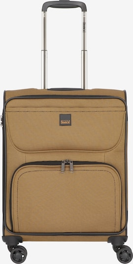 Stratic Trolley 'Bendingo Light' in gold, Produktansicht