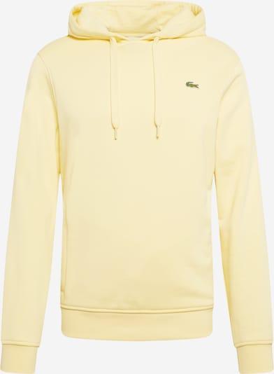 LACOSTE Sweatshirt in de kleur Geel, Productweergave