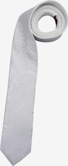 OLYMP Krawatte in silber, Produktansicht