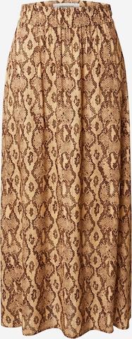 DRYKORN Skirt 'Gasira' in Brown