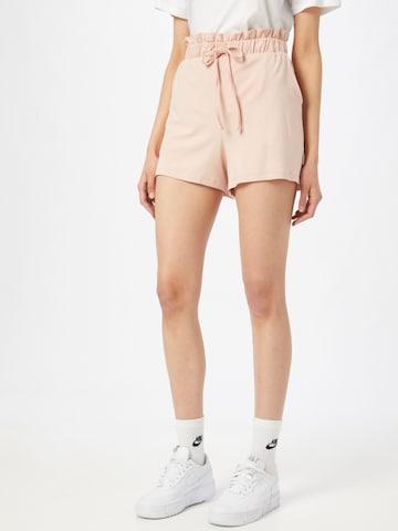 ABOUT YOU - Pantalón 'Carla' en rosa