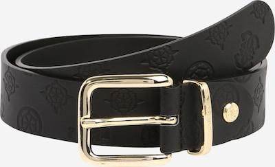 GUESS Gürtel 'DAYANE ADJUST' in gold / schwarz, Produktansicht