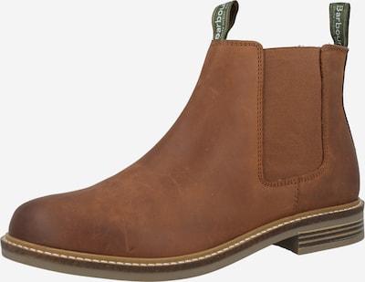Barbour Chelsea Boots 'Barbour Farsley' in dunkelbraun, Produktansicht