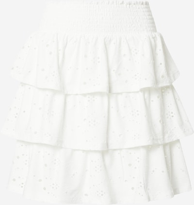 VILA Jupe 'NANDA' en blanc, Vue avec produit