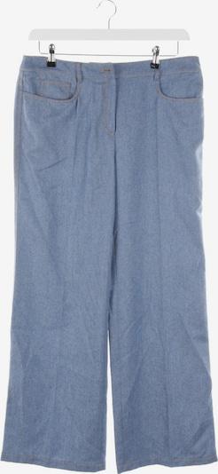 Agnona Hose in L in blau, Produktansicht