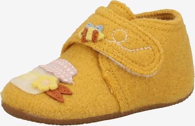 Living Kitzbühel Hausschuhe in gelb, Produktansicht