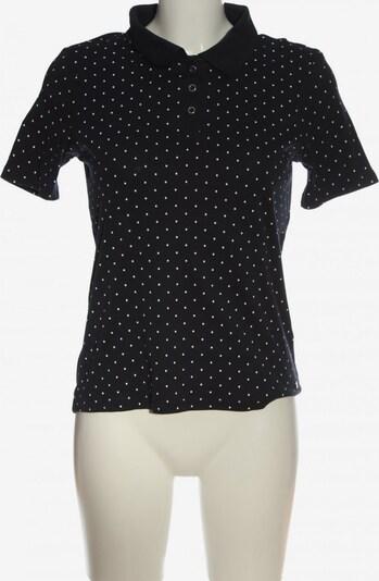 Canada Polo-Shirt in S in schwarz / weiß, Produktansicht
