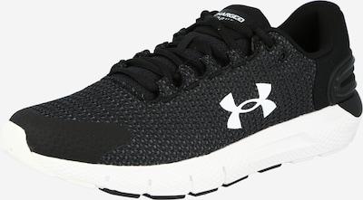 UNDER ARMOUR Спортни обувки 'Charged Rogue' в антрацитно черно / черно / бяло, Преглед на продукта