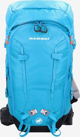 MAMMUT Rucksack 'Trea Spine' in neonblau, Produktansicht