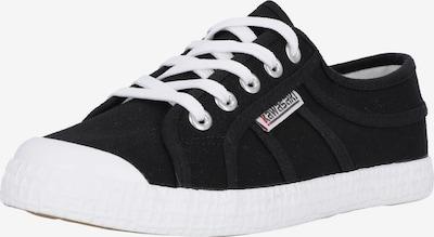 KAWASAKI Sneaker 'Tennis' in schwarz, Produktansicht