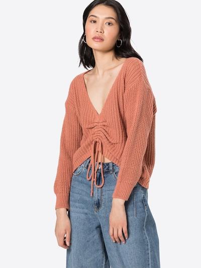 Hailys Sweater 'Carla' in Rose, View model