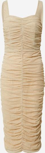 TFNC Robe 'Nuria ' en or, Vue avec produit