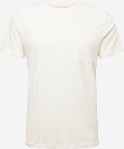Tricou By Garment Makers pe crem, Vizualizare produs