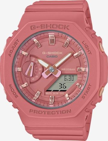 CASIO Uhr in Pink