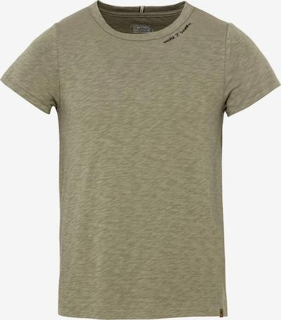 CAMEL ACTIVE Shirt in de kleur Olijfgroen, Productweergave