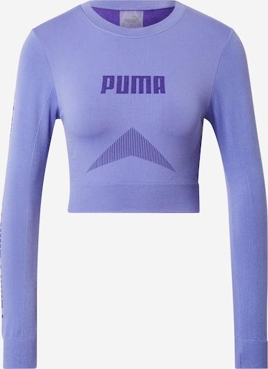 PUMA Tričko - fialová / tmavofialová, Produkt