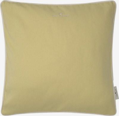 TOM TAILOR Kussens in de kleur Geel / Wit, Productweergave